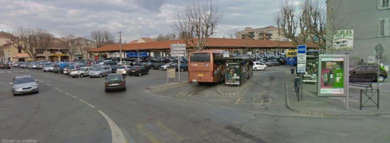 Transport mobilit urbaine afficher le for Gare routiere salon de provence