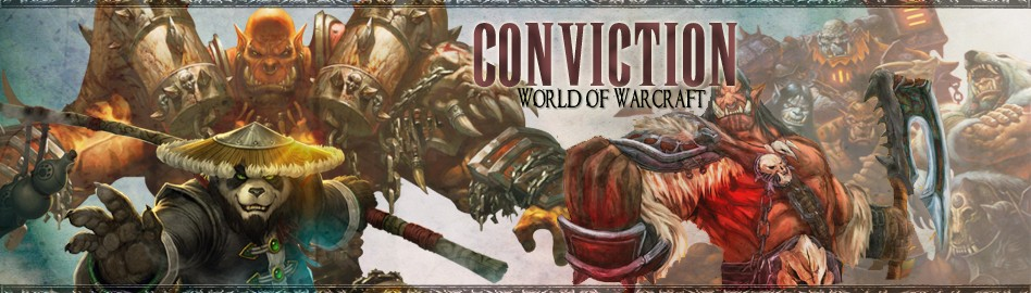 Conviction [Bleeding Hollow]