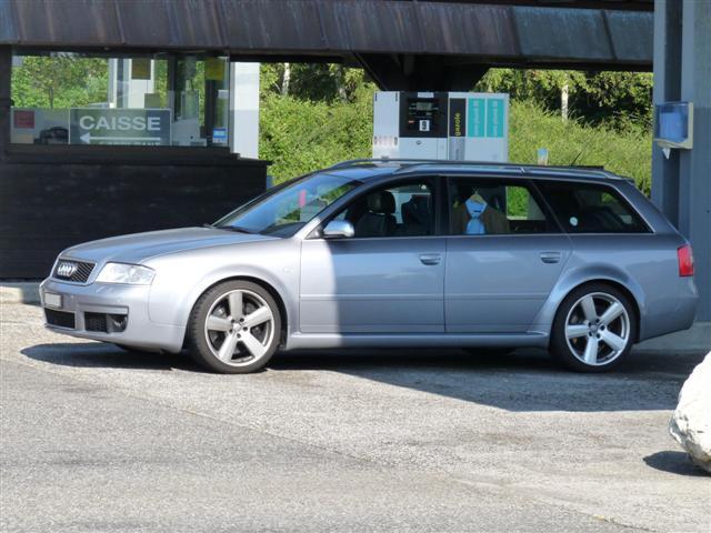Topic officiel audi a6 c5 1997 2004 berline avant for Audi a6 avant interieur