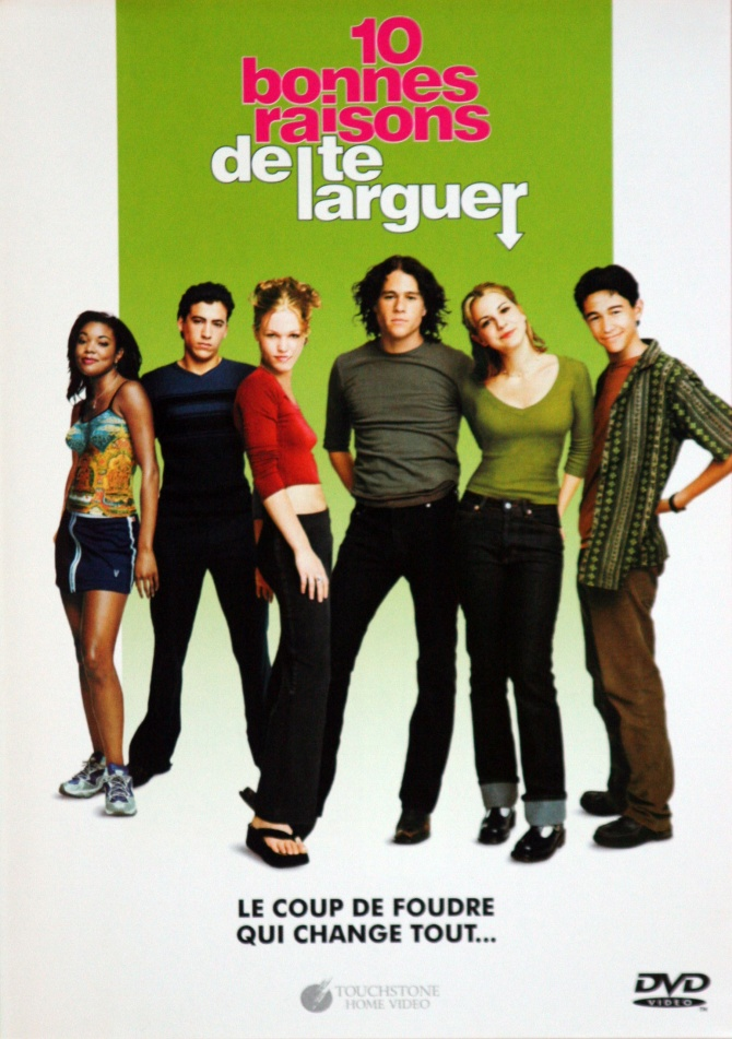 10 Bonnes Raisons de te Larguer PAL MULTI [DVD-R] [FS]