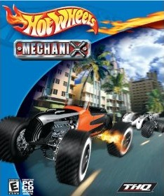 Hot Wheels Mechanix dans Jeux 517mdx10