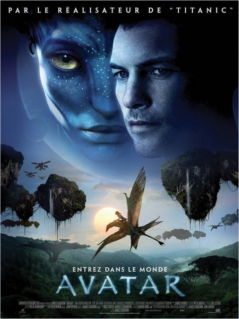 Avatar - ( Le film ) DVD dans Films img-0210