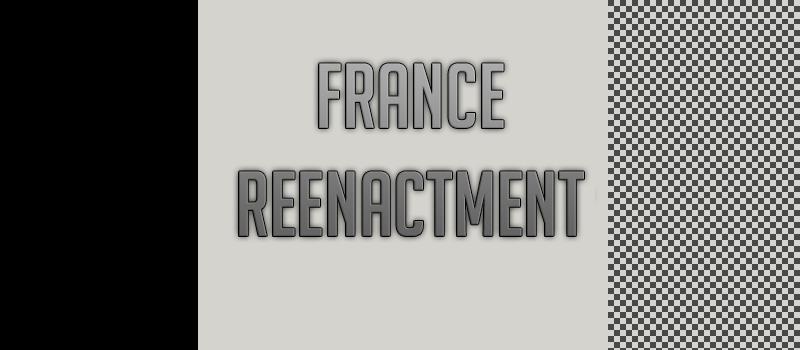 France Reenactment