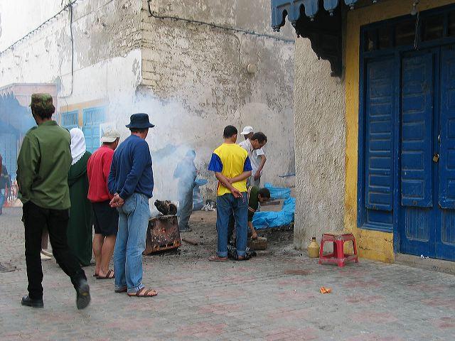 photos du aid au maroc