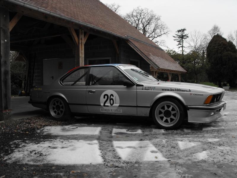 M 635 csi piste version 2010 for Garage bmw ile de france