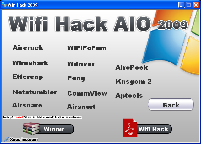 how to hack a wifi: