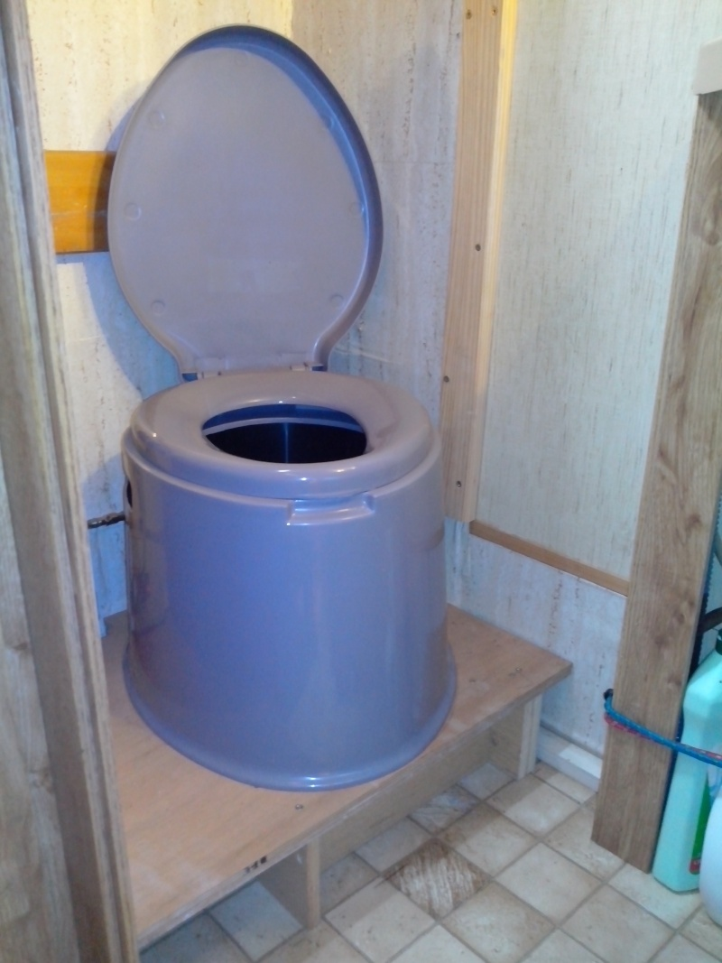 Forum eriba consulter le sujet bonjour du sud - Toilette seche camping car ...