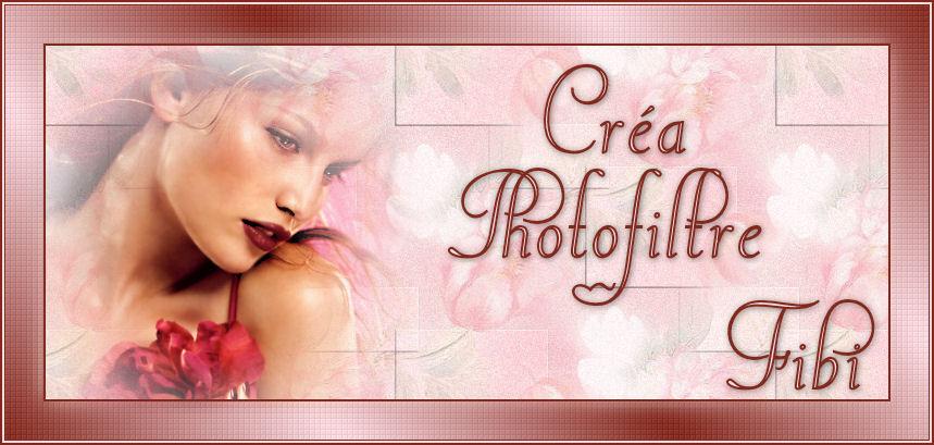 créa photofiltre