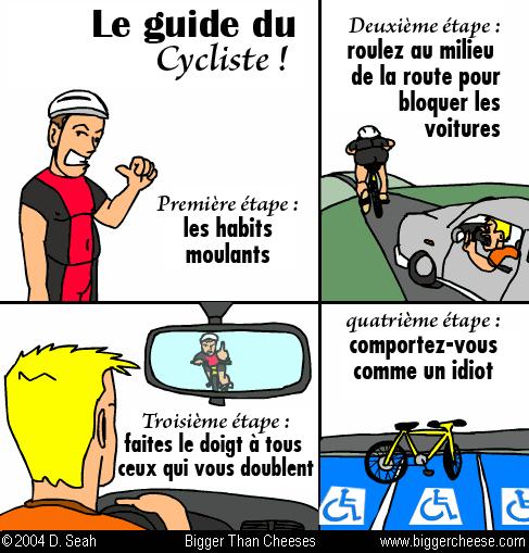 Votre dessin humoristique page 11 - Dessin cycliste humoristique ...