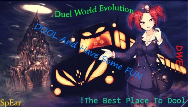عالم المبارزة المتطور Duel World Evolution