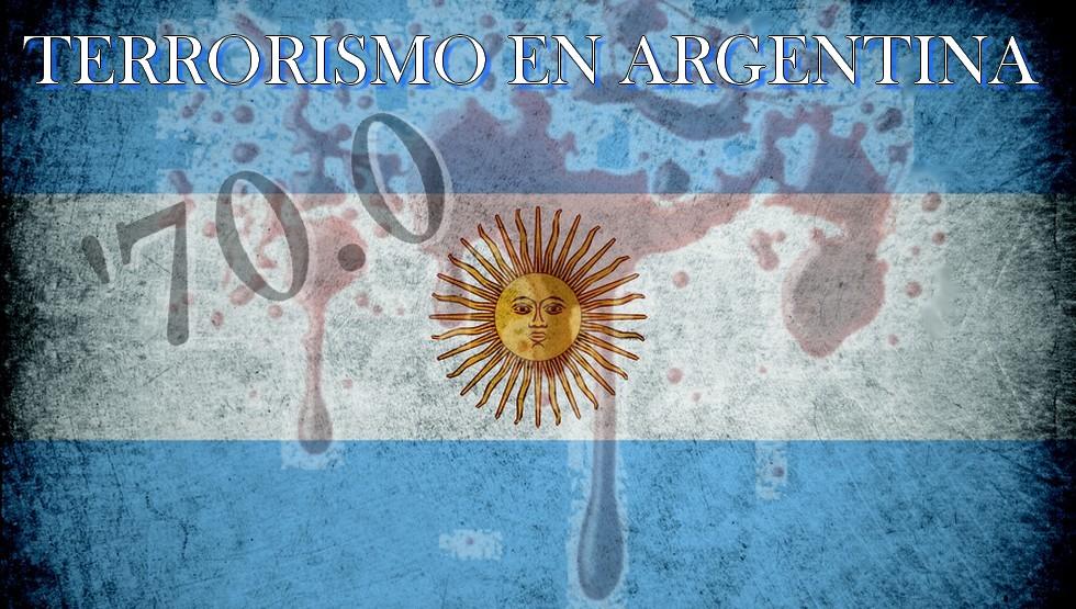 TERRORISMO EN ARGENTINA