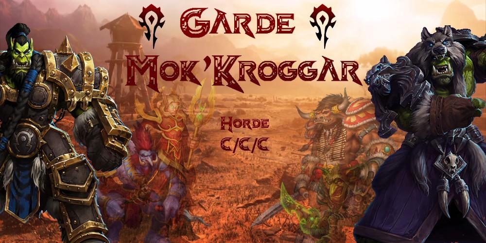 Garde Mok'Kroggar