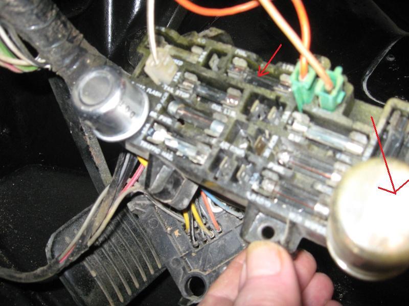 Probl me lectrique c blage jeep cj7 - Probleme electrique disjoncteur qui saute ...