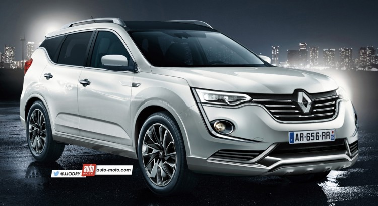 2016 renault koleos ii hzg page 12 for Kadjar interieur 7 places