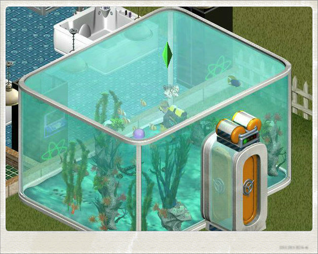 sims 3 paradise how to become a mermaid