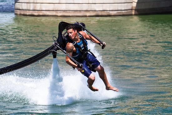 Water jetpack danmark
