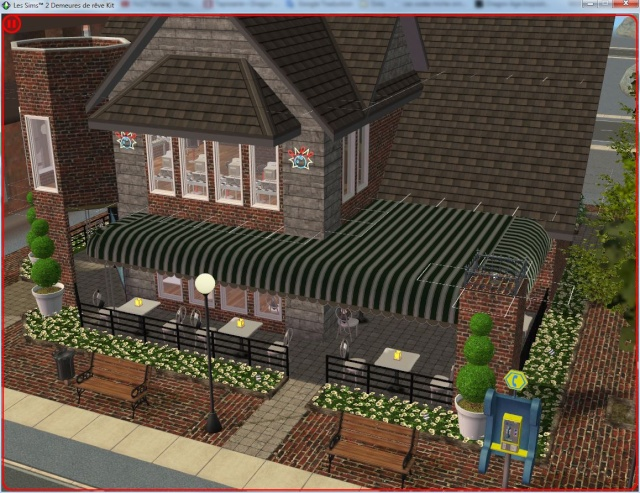 Game Update Build Mode Awnings The Sims Forums