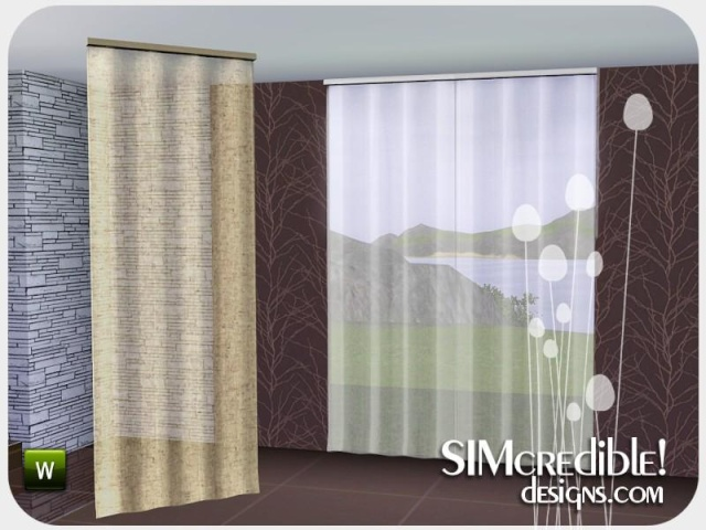 Content Transparent Curtains The Sims Forums