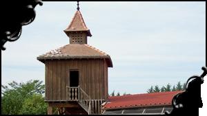 Le Pigeonnier ( Volière )