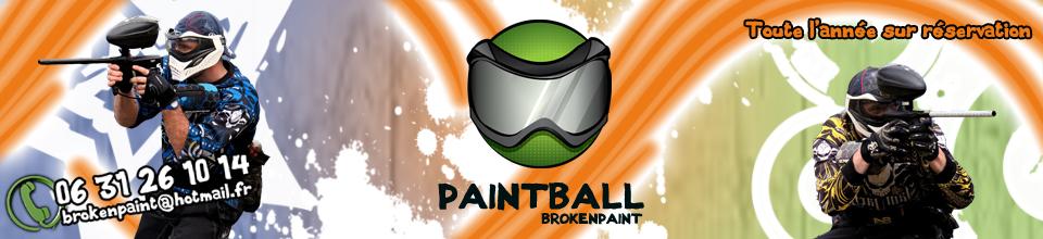 Broken Paint