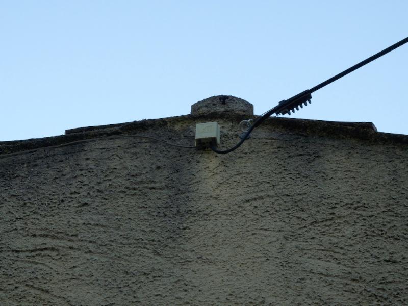 Installation t l phonique v tuste comment y rem dier for Cable france telecom exterieur