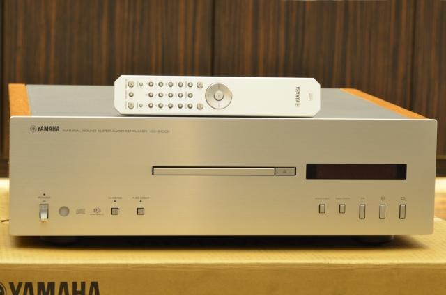 yamaha cd s1000 sacd cd player sold. Black Bedroom Furniture Sets. Home Design Ideas