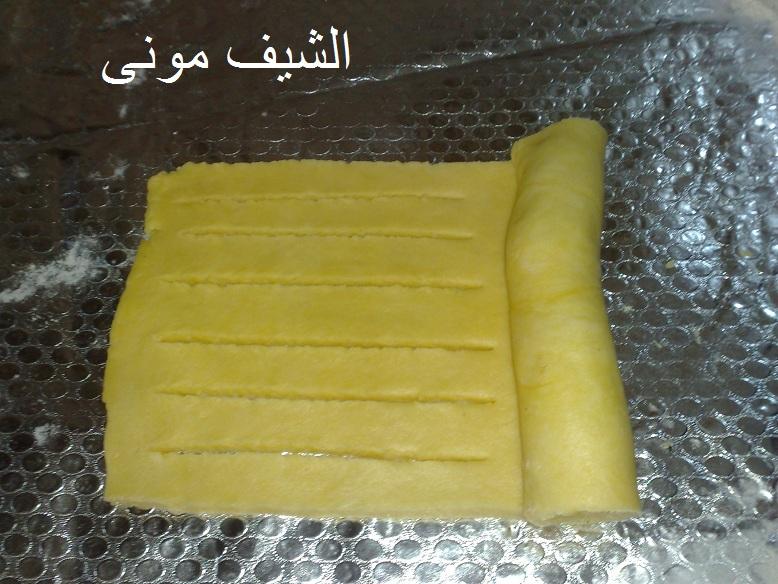 بطرق مختلفة وحاطة طريقة التشكيل بالصور عشان تكرروها اذا حابين