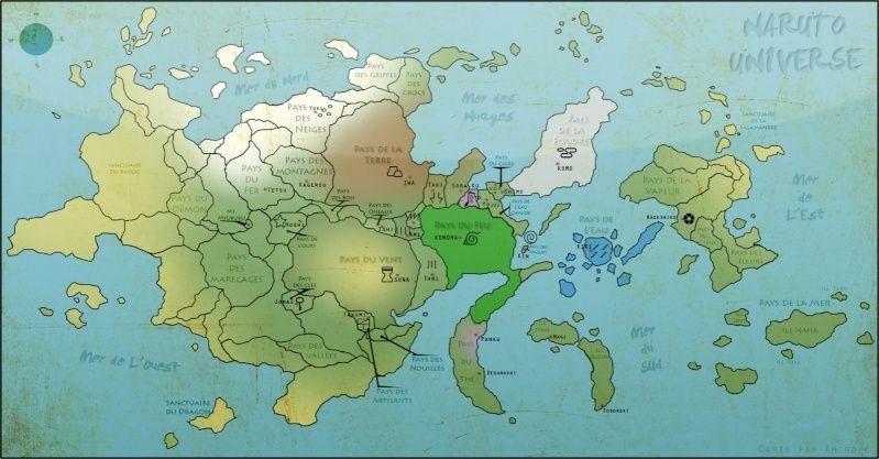 Exceptionnel Carte du monde ZO58