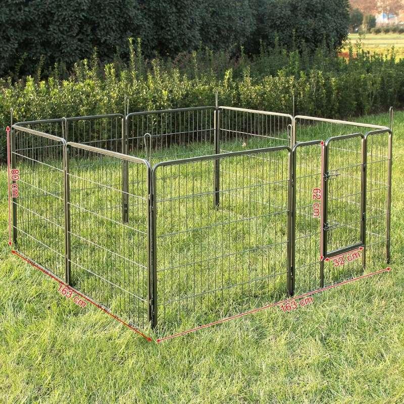 Recinti per portare il proprio coniglio al parco for Recinto per cani taglia grande