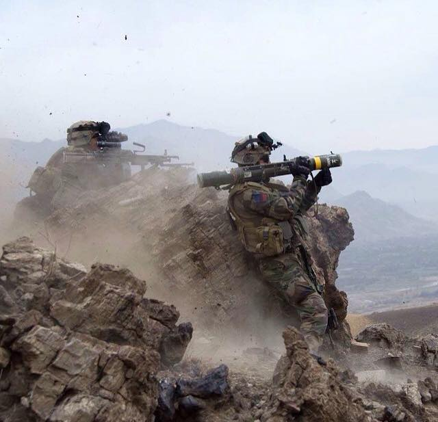 Afgha-reenactment