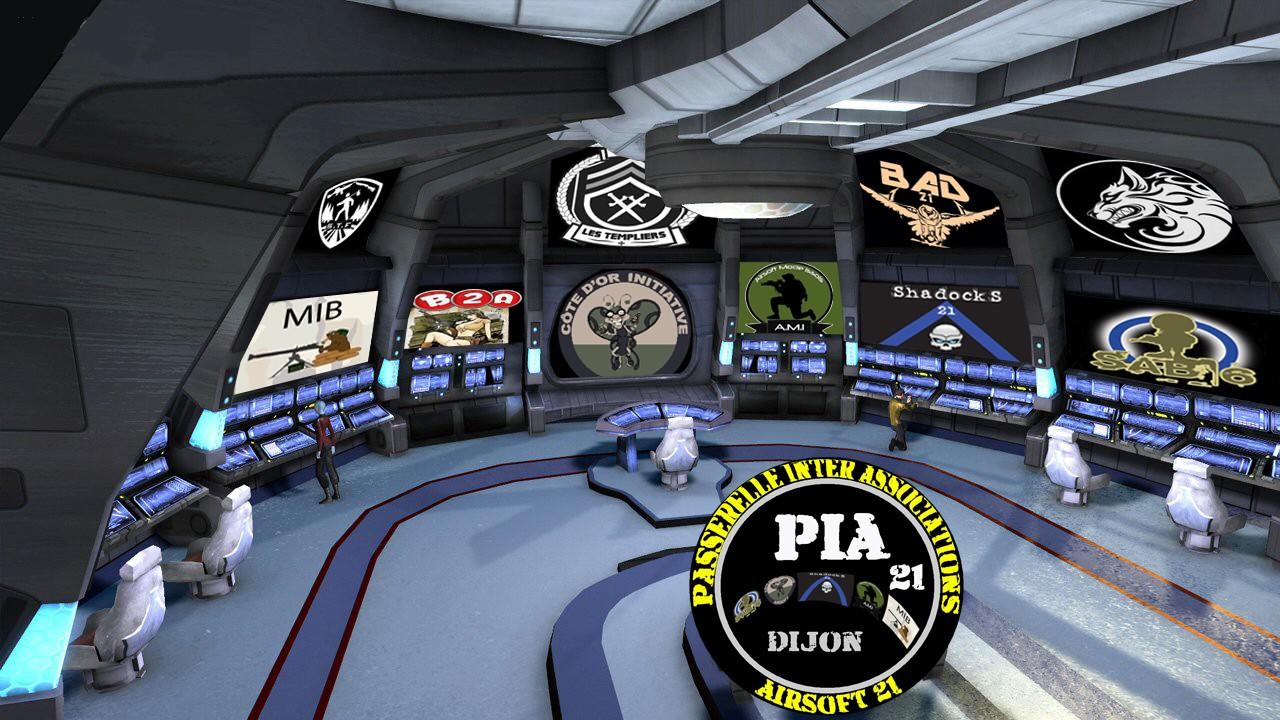Passerelle inter-associations AIRSOFT 21