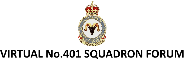 Virtual No.401 Squadron Forum