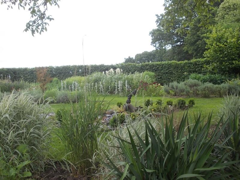 Magnifique jardin dans la sarthe for Entretien jardin sarthe