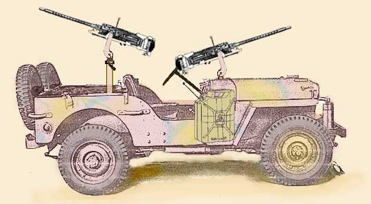 Jeep Sas Afrique Du Nord