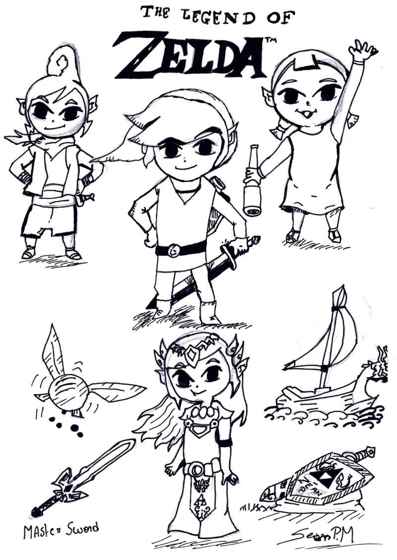 dessin link