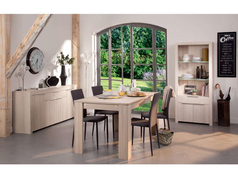 Avis table de salle manger for Conforama meuble salle a manger