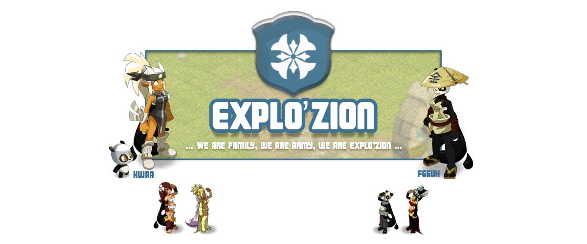 Explo'zion - Guilde Silouate