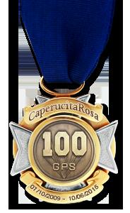 CaperucitaRosa, séptimo piloto de CGC en llegar a los 100 GPs