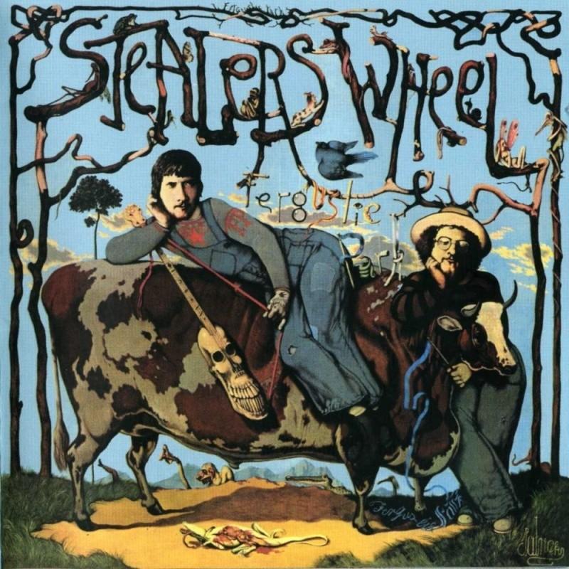 Stealers Wheel - Ferguslie Park 1973