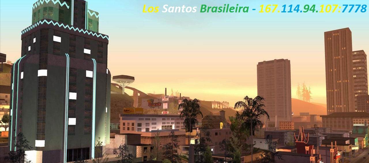 Los Santos Brasileira