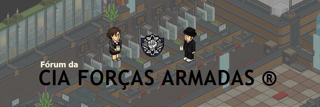 CIA FORÇAS ARMADAS - Oficial
