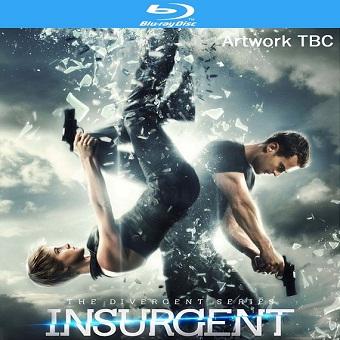 فيلم Insurgent 2015 مترجم نسخة بلورى أصلية