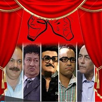 الحلقة الـ(2) الثانية من مهرجان نجوم الضحك ابو جزمة بنفسجي