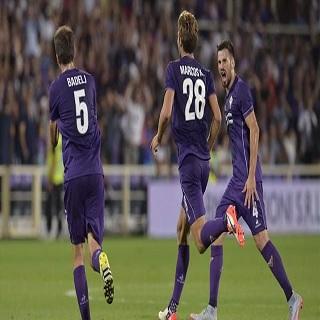اهداف مباراة فيورنتينا 2 x ميلان 0