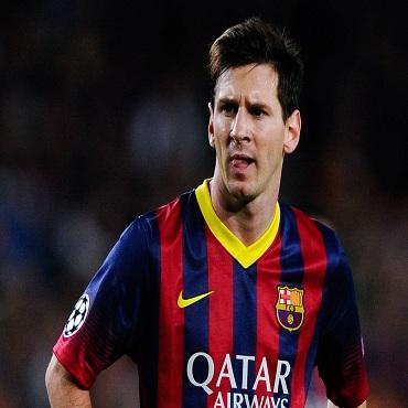 رسمياً ميسي نجم فريق برشلونة افضل لاعب في اوروبا 2015