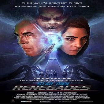فيلم Star trek Renegades 2015 مترجم بجودة ديفيدى