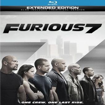 فيلم Furious 7 2015 مترجم نسخة 480p & 576p & 720p بلورى