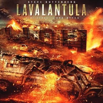 فيلم Lavalantula 2015 مترجم 576p HDRip