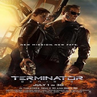 فيلم Terminator Genisys 2015 مترجم ديفيدى
