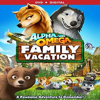 فيلم Alpha & omega Family Vacation مترجم WEB-DL 576p